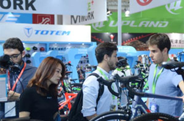 关于第30届中国国际自行车展览会搬迁至上海新国际博览中心举办的通知